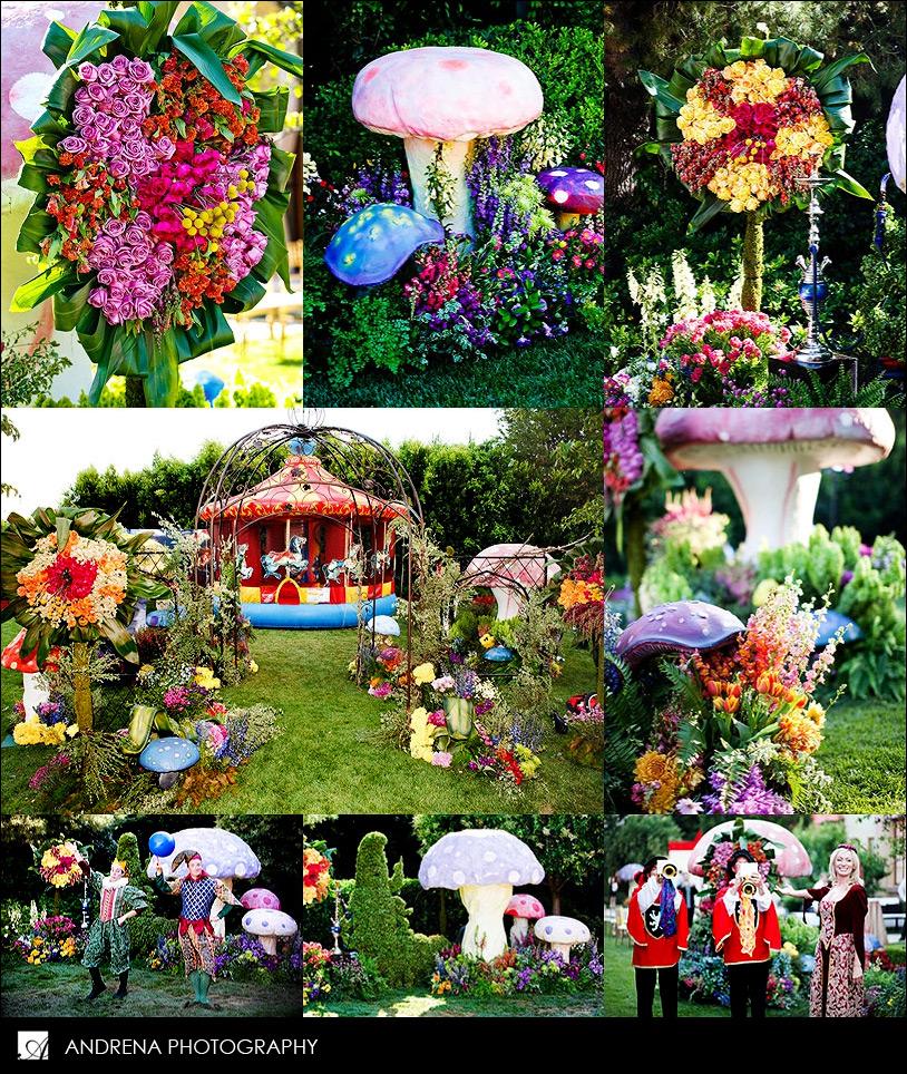 Wedding on pinterest alice in wonderland boutonnieres for Alice in wonderland decoration